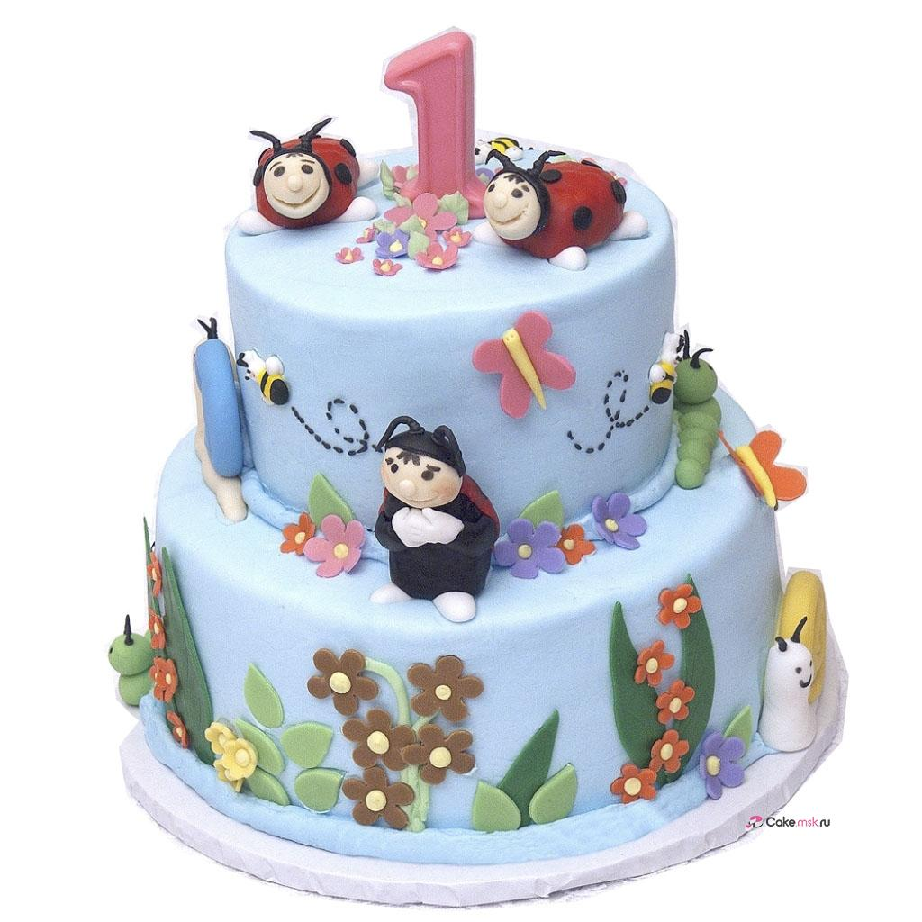 1 Year Birthday Cake 1 Year Old Birthday Cake Cake Decorative - Decor Cake Picture for Parties