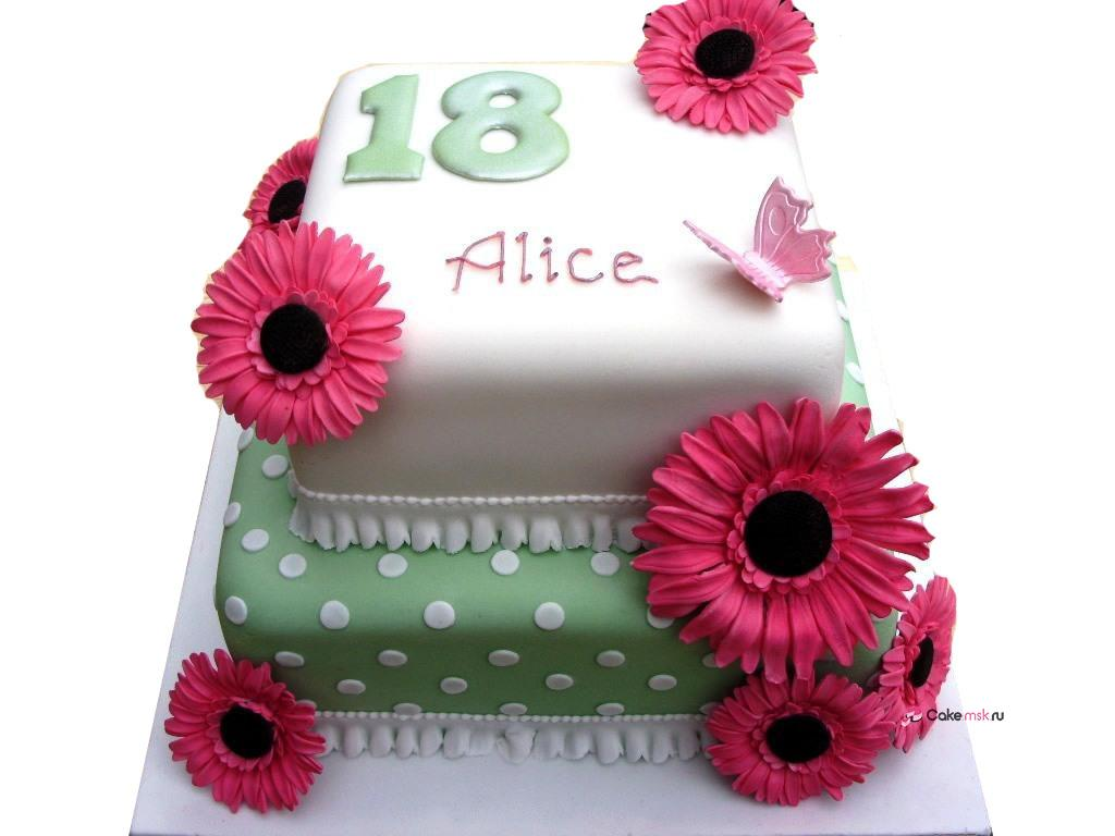 18 Birthday Cake Designs Simple 18th Birthday Cake Designs Ideas - Decor Cake Picture for Parties