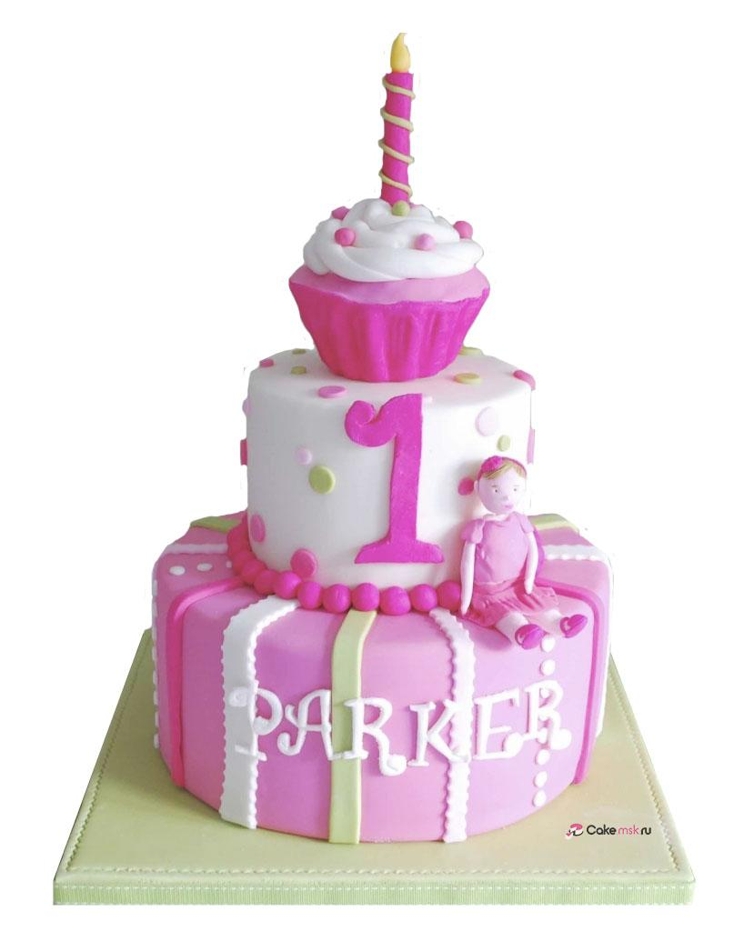 1st Birthday Cake For Girl First Birthday Cakes For Girls Phyup - Decor Cake Picture for Parties