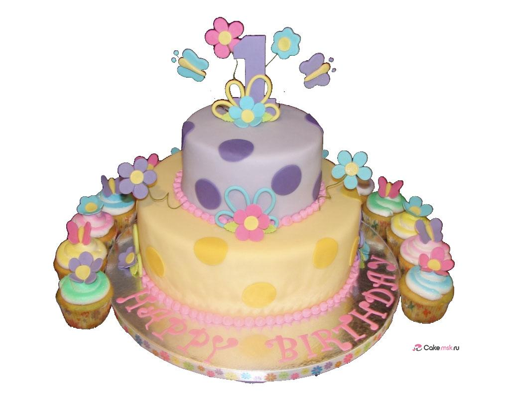 1st Birthday Girl Cakes Designs Really Cute Girl Birthday Cakes Birthday Cake - Decor Cake Picture for Parties